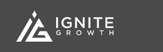 Ignite Growth White logo 2