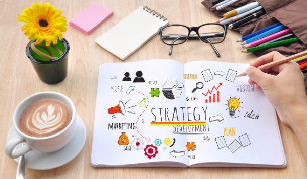 Most Popular Ways To Develop Your Business Growth Strategies Blog Post Featured